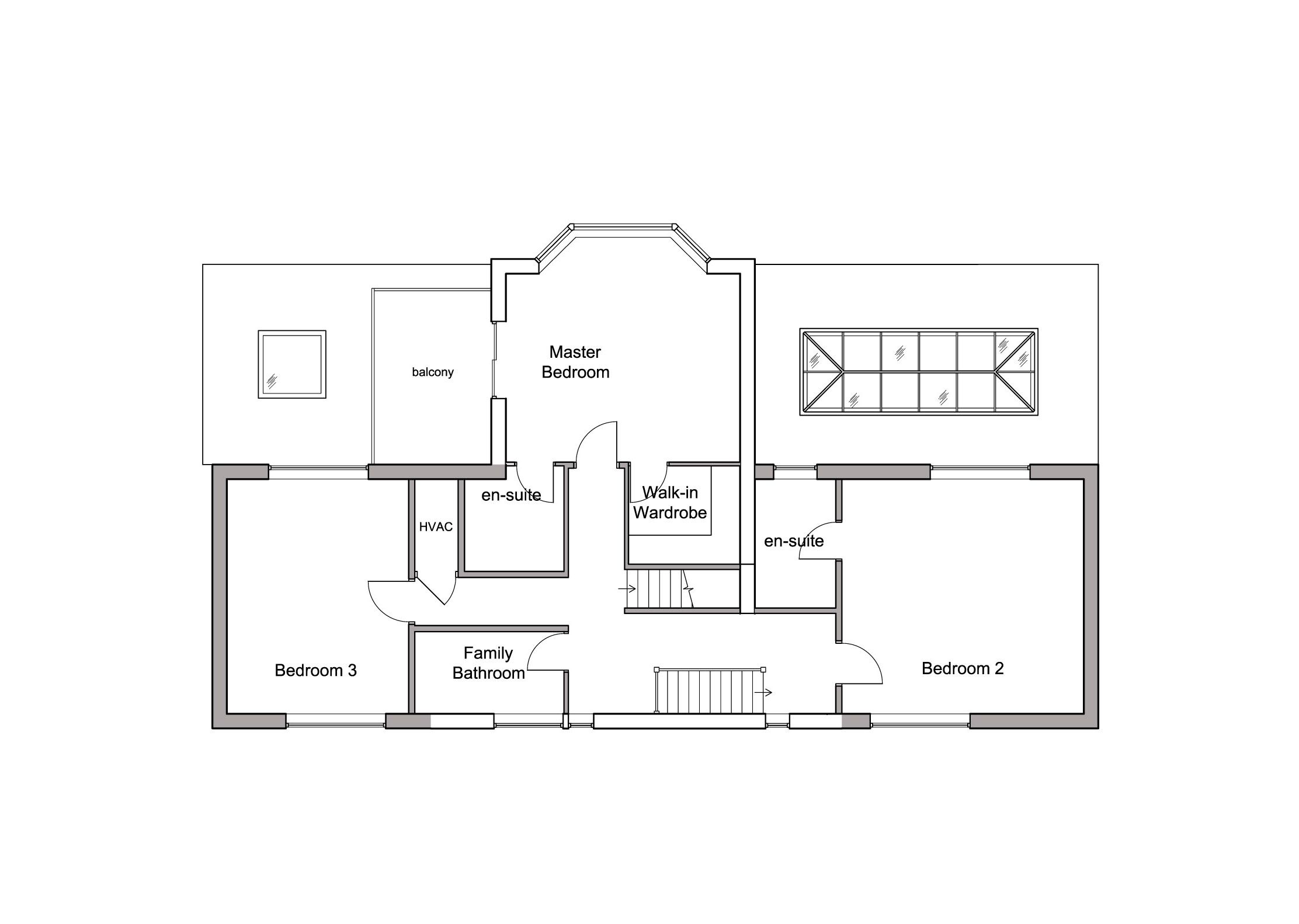 Planning Applications By CPA Design Proposed First Floor Plan